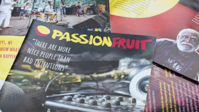Project passionfruit